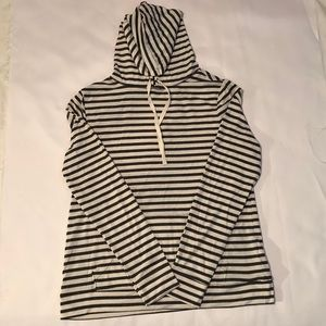 NWOT BOGO Free Old Navy Striped Hoodie